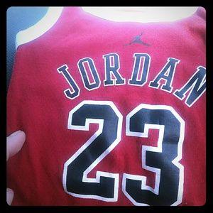 Baby Jordan onsie 0-3 mos